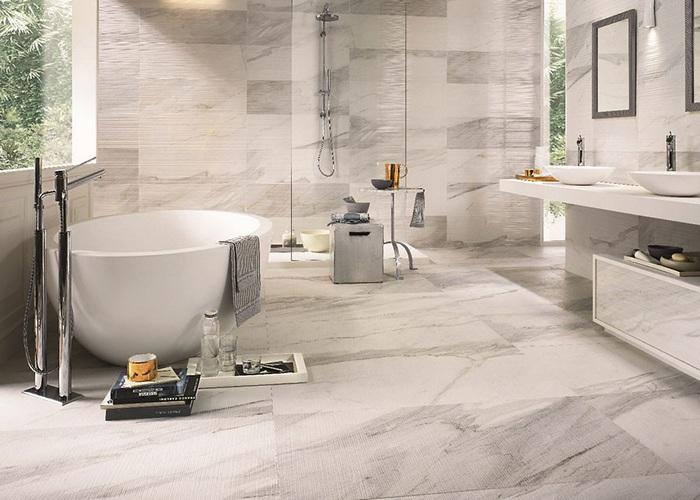 Tous types de carrelages salle de bain for Carrelage francais